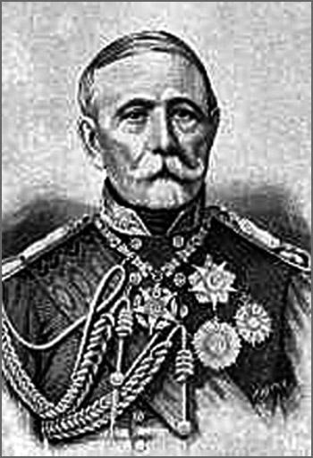 O general Baltazar de Almeida Pimentel, natural de Almeida, faleceu há 139 anos