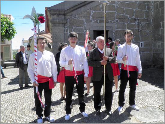 Festa da Senhora da Póvoa em Sacaparte - Ramiro Matos - Capeia Arraiana