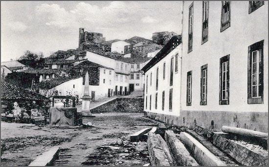 Penamacor, Largo do Quartel - há 167 anos soldados vergastados morreram ou ficaram inutilizados