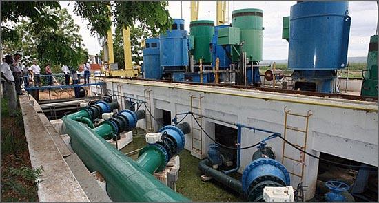 Toda a gestão da água será da responsabilidade da EPAL