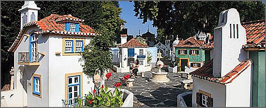 O Portugal dos Pequenitos em Coimbra foi inaugurado há 75 anos