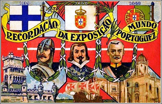 A Exposição do Mundo Português realizou-se há 75 anos, em Lisboa