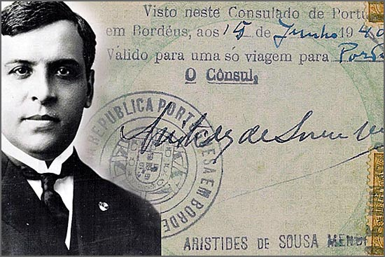 Há 75 anos O Cônsul de Bordéus emitiu milhares de vistos a judeus em fuga ao regime nazi