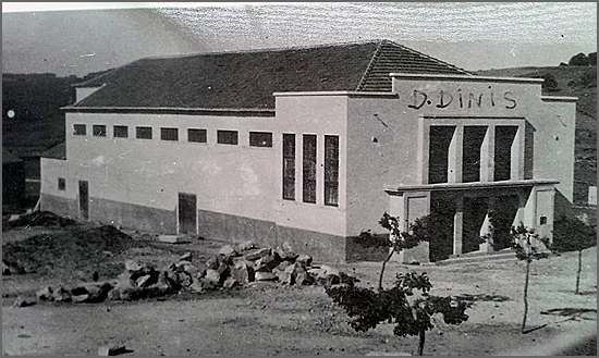 Cinema D. Dinis no Sabugal - capeiaarraiana.pt