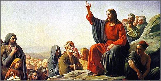 Cristo lançou a sua mensagem ao Mundo sem distinção de raça ou classe