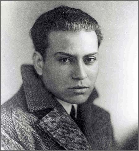 Ferreira de Castro, aos 20 anos