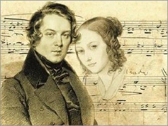 Robert Schumann - Música dos Clássicos - Capeia Arraiana