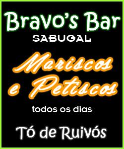 Bravo's Bar - Tó de Ruivós - Capeia Arraiana