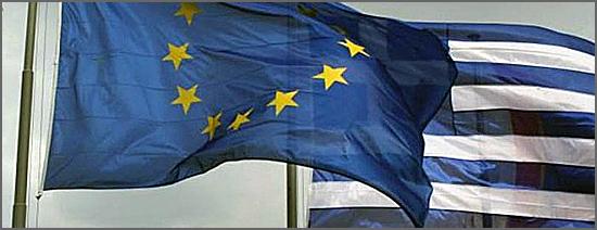 A Europa e a Grécia