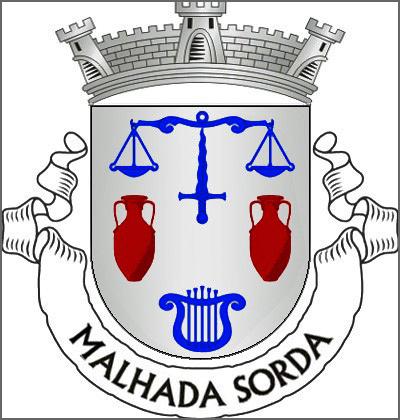 Brasão da Malhada Sorda