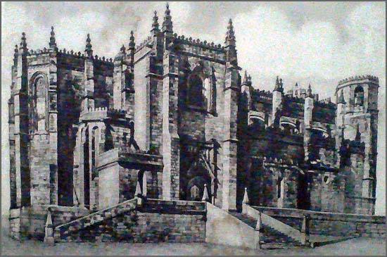 O bispo da Guarda D. Martim Afonso de Melo morreu há 331 anos