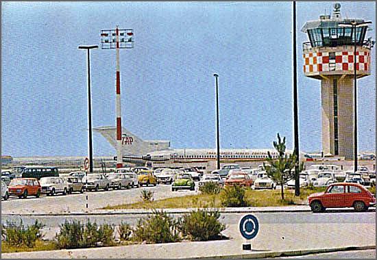 O Aeroporto de Faro foi inaugurado há 50 anos