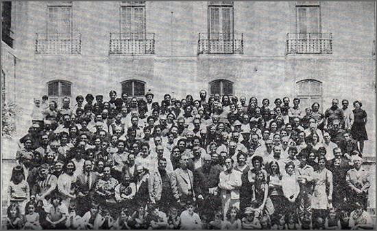 Há 41 anos os sabugalenses radicados em Lisboa reuniram em convívio