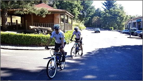 Patrulhas em bicicleta vão chegar ao Sabugal