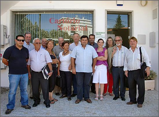 A Associação de Freguesias da Raia Sabugalense foi fundada há 5 anos
