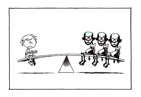 Desigualdade - Capeia Arraiana