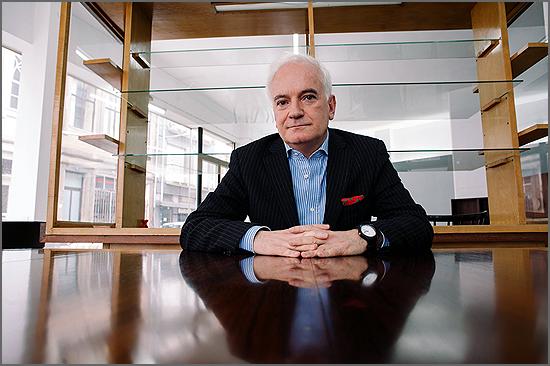 Paulo Cunha e Silva - vereador da cultura do Município do Porto
