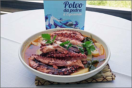 O novo prato será um factor promotor da gastronomia local