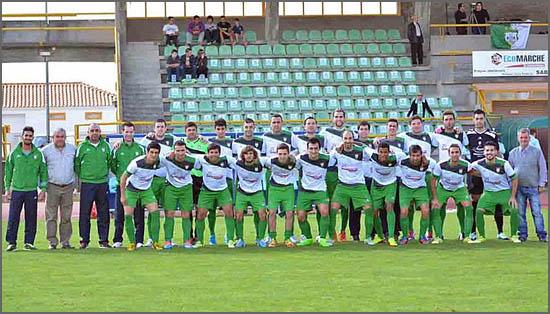 O Sporting do Sabugal disputa a Taça de Portugal