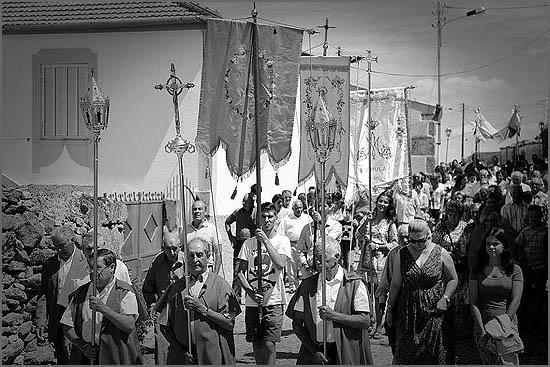 Procissão da festa da Bismula - dia 15 de Agosto