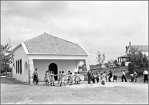 A Escola Primária da Colónia Agrícola de Martim Rei no Sabugal