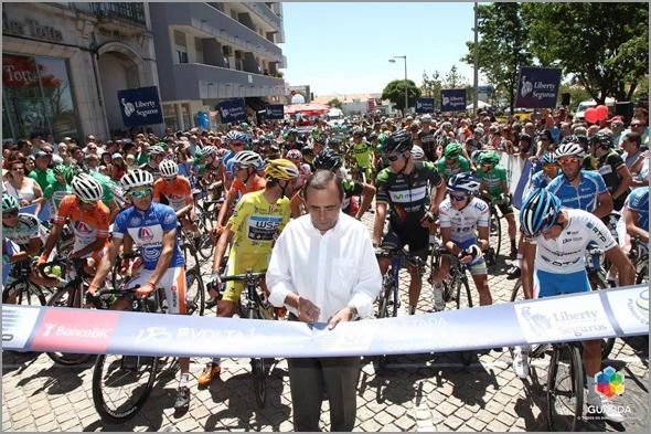 Volta a Portugal em Bicicleta - Guarda - Capeia Arraiana