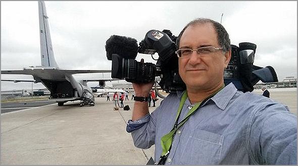 Reportagem em Málaga . João Amado Gabriel - Capeia Arraiana