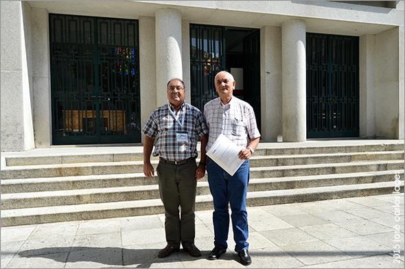 Entrega da candidatura do PDR no Tribunal da Guarda - Capeia Arraiana