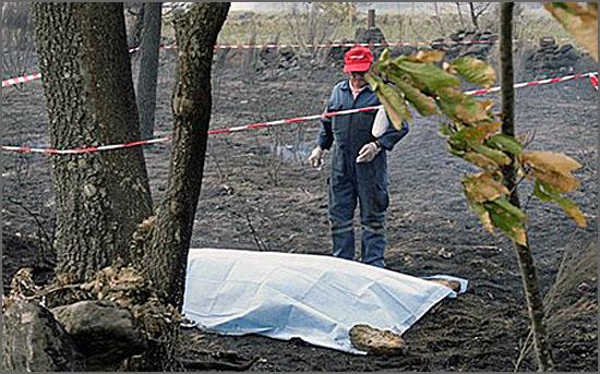 Homem de 78 anos foi morto pelo incêndio