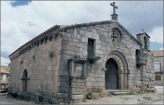 A Misericórdia de Alfaiates foi criada há 512 anos (foto da capela da Misericórdia