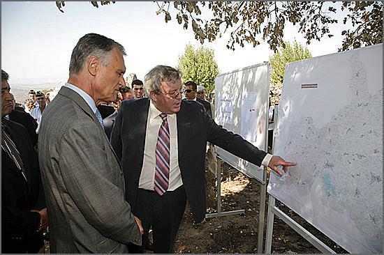 Há 6 anos Cavaco Silva visitou o Sabugal