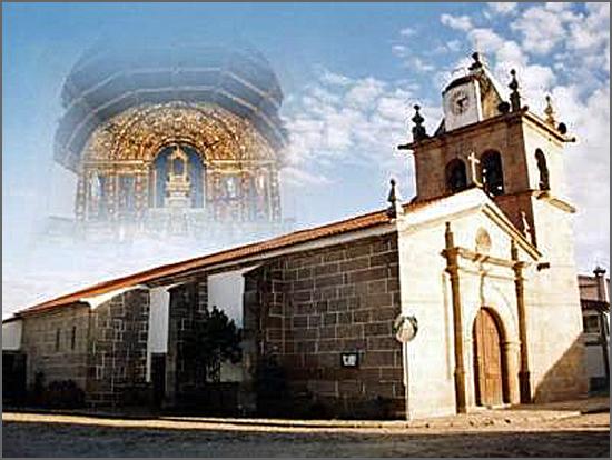 Igreja matriz de Nave de Haver