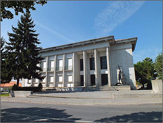 O Palácio da Justiça de Pinhel foi inaugurado há 45 anos