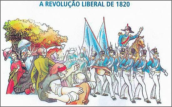 Há 193 anos, na sequência da Revolução Liberal, foi aprovada a primeira Constituição