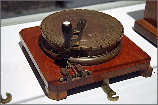 Telegrafía Breguet - as primeiras estações de telégrafo  em Lisboa inauguraram-se  há 160 anos