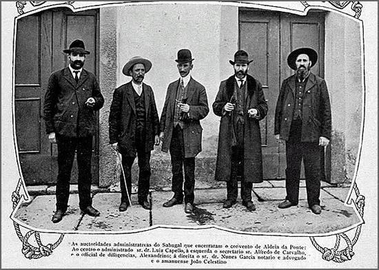 As autoridades fecharam o Colégio de Aldeia da Ponte há 105 anos