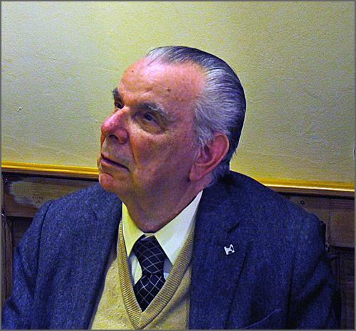 João Bigotte Chorão nasceu há 82 anos
