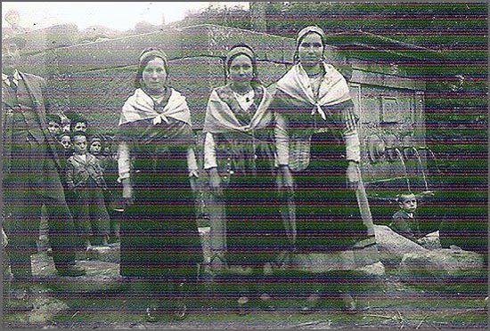 Mulheres quadrazenhas