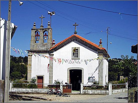 Igreja de Valongo do Côa