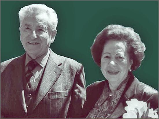 António Paulouro e Maria Cândida Paulouro