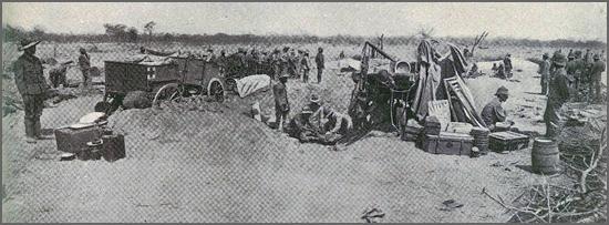 Há 100 anos regressaram à Guarda militares que combateram em Angola