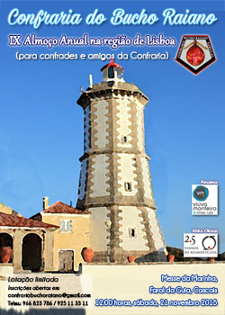 Confraria do Bucho Raiano - Almoço Anual em Lisboa - 2013