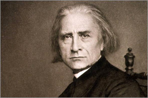 Franz Liszt - Músico - Capeia Arraiana