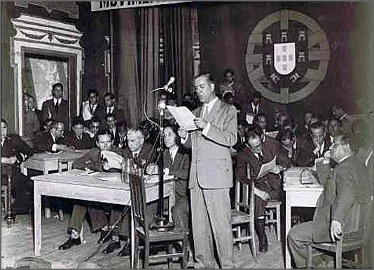 O Movimento de Unidade Democrática (MUD) foi criado há 70 anos
