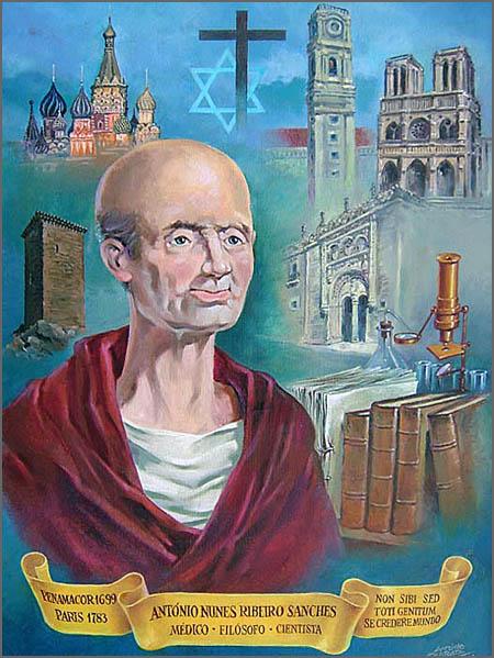 Ribeiro Sanches, natural de Penamacor, morreu em Paris há 232 anos