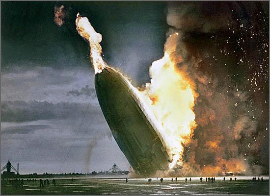 Há 100 anos Londres foi bombardeada por cinco zepelins