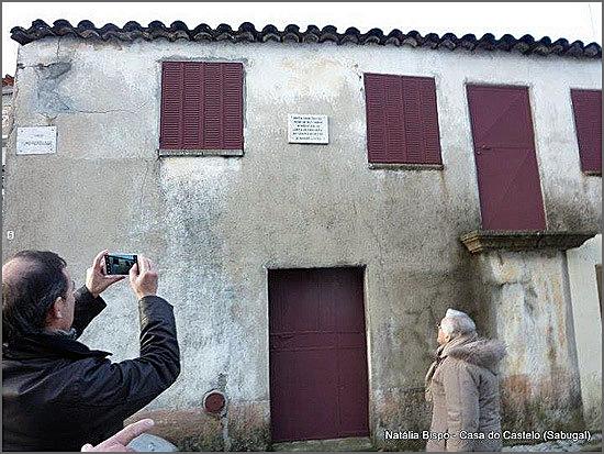 Há 23 anos, a Casa do Concelho do Sabugal descerrou uma lápide na casa onde nasceu Nuno de Montemor