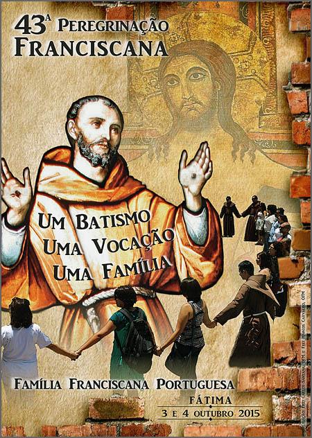 A Família Franciscana Portuguesa foi a Fátima