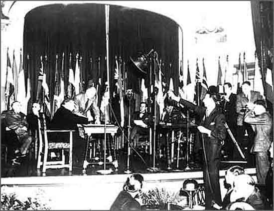 A FAO foi fundada há 70 anos no Quebeque (Canadá)