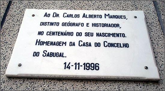 Carlos Alberto Marques nasceu há 119 anos em Vale de Espinho